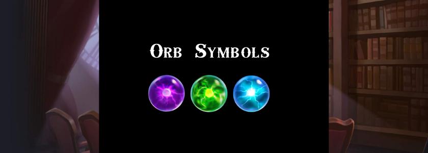 The Shadow Order - orb symbol