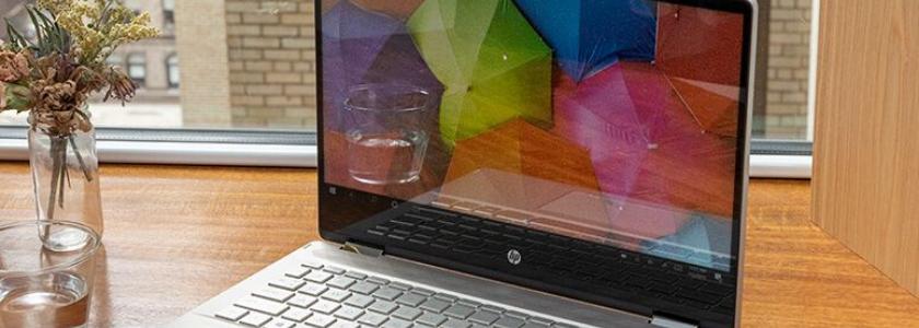 HP Pavilion x360 ( 14-inch )