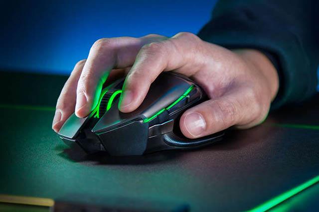 วิธีการเลือกเมาส์ ระดับนักเกมเมอร์
